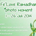 FE'LUVE Ramadhan Photo Moment
