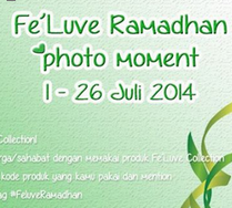 FE'LUVE Ramadhan Photo Moment
