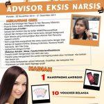 Kontes Foto Advisor Eksis Narsis Berhadiah Android Smartphone