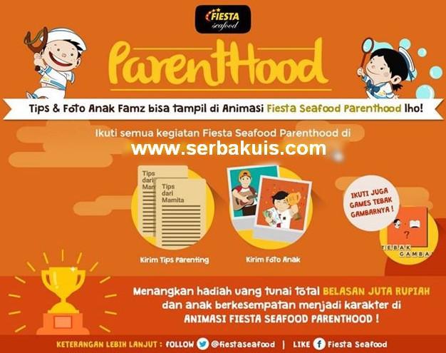 Kontes ParentHood Berhadiah Uang Belasan Juta Rupiah