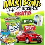 Undian Kokola Litel Maxx Berhadiah Mobil Honda Brio