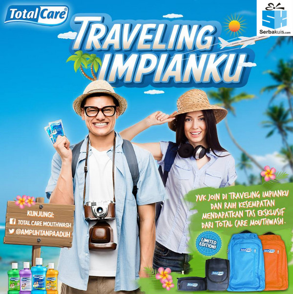 Kontes foto Traveling Impianku dari Total Care