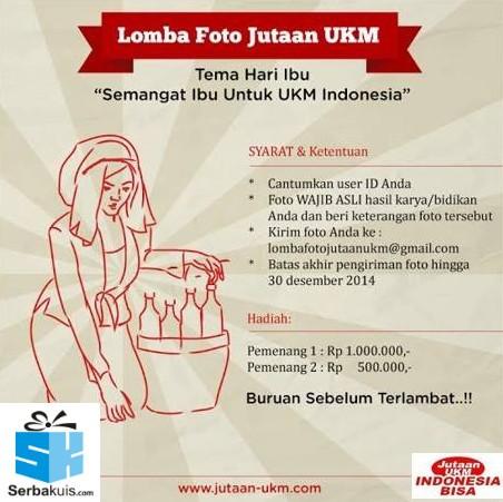Semangat Ibu Untuk UKM Indonesia