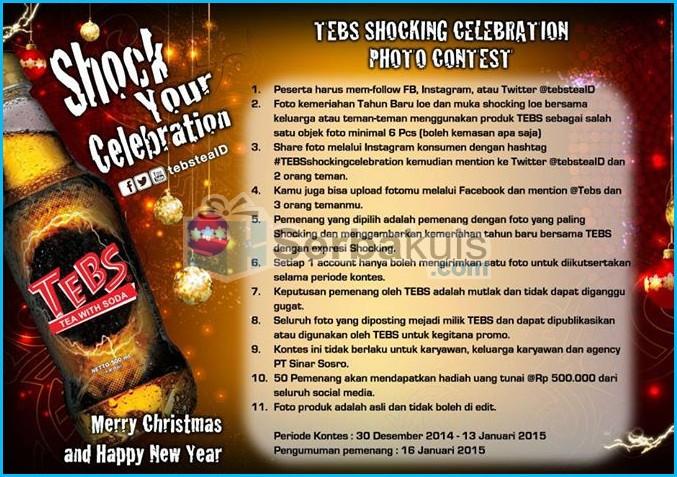 TEBS Shocking Celebration Photo Contest 2014