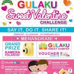 Gulaku Sweet Valentine Challenge