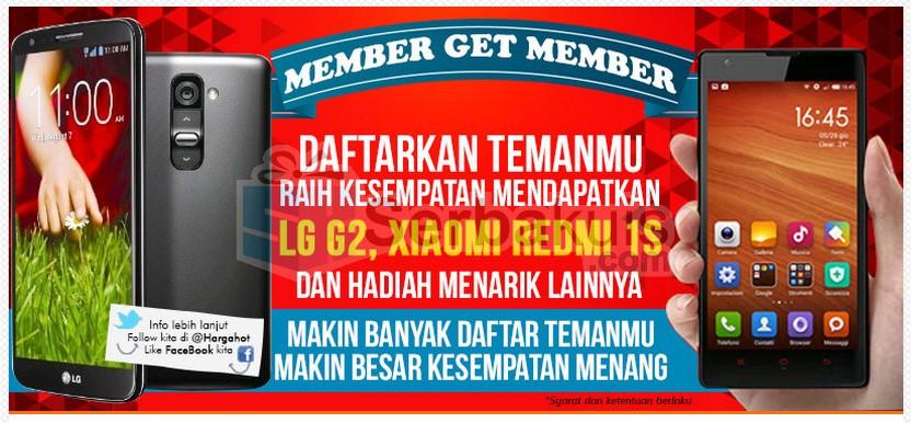 Hargahot Member Get Member