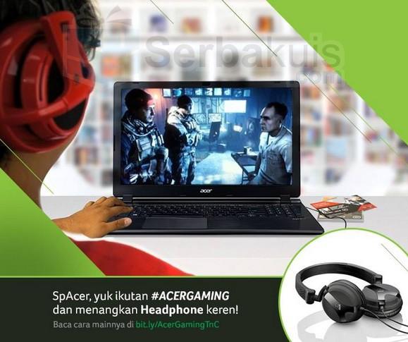 Kontes Foto Acer Gaming