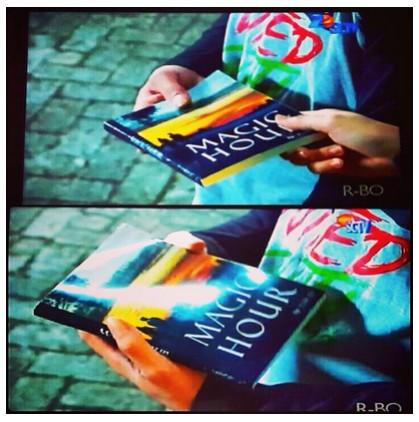 Kuis Berhadiah Novel Magic Hour Karya Tisa TS