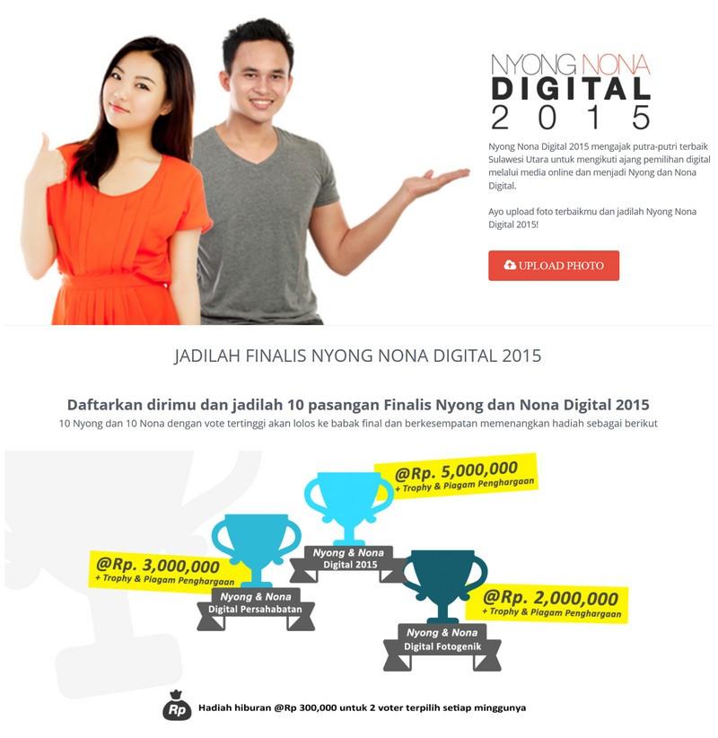 Nyong Nona Digital 2015