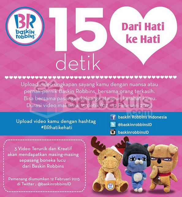 Baskin Robbins Hati Ke Hati Video Contest