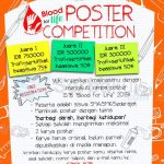 Blood For Life Poster Competition