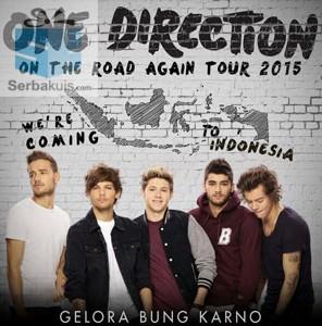 Konser One Direction