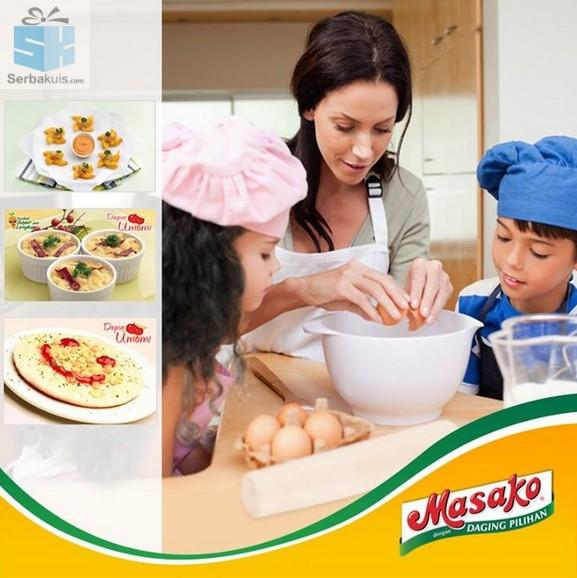 Kreasi Menu Snack Ibu Masako