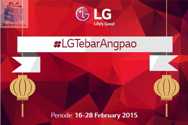 LG Tebar Angpao