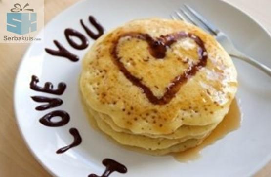 Makanan Romantis Bersama Antis
