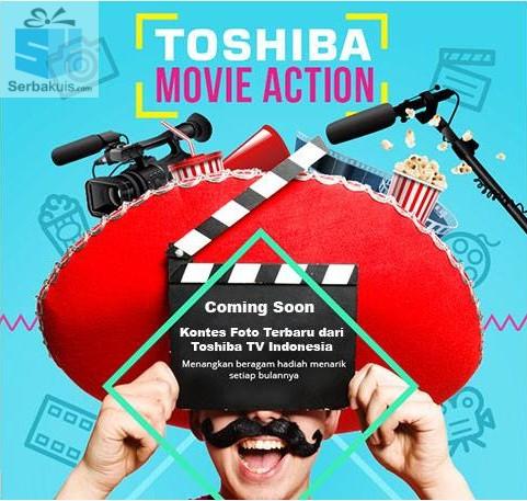 Toshiba Movie Action