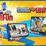 Kontes Video Let's Have Fun Berhadiah Total 100 Juta