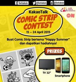 Comic Strip Contest