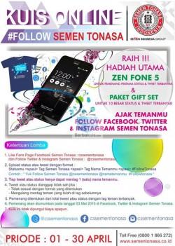 Follow Semen Tonasa