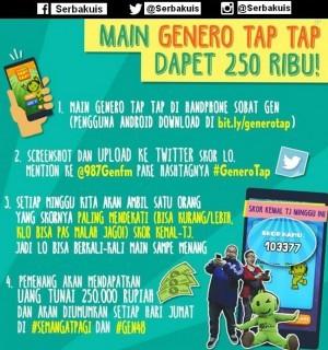 Genero Tap Tap