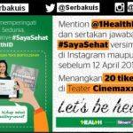 Kampanye Saya Sehat