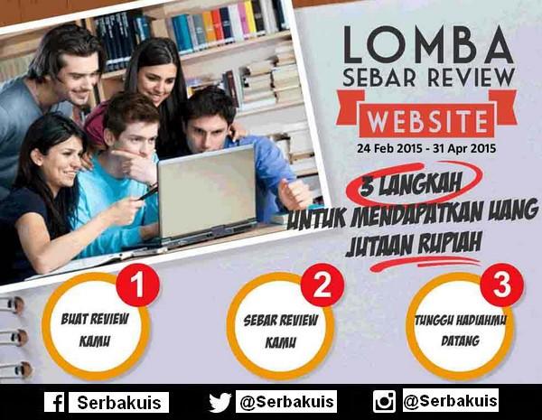 Kontes Sebar Review Website Babastudio 2015
