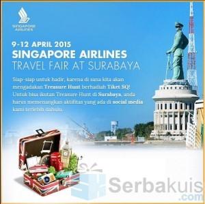 Kuis Berhadiah 40 Golden Ticket to SIAyoRek Surabaya