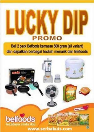 Lucky Dip Belfoods