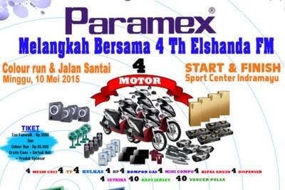 Paramex Melangkah Bersama 4 Tahun Elshanda FM-thumb