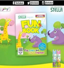 Stella Fun Book Games