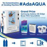 Game Vending Machine Ada Aqua