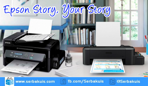 Kontes Epson Story, Your Story Berhadiah 2 Printer Epson