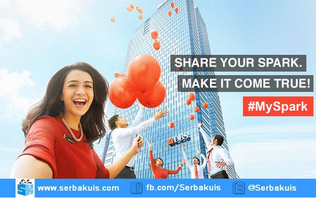 Kontes Ide Let's Spark Something Bank DBS Indonesia