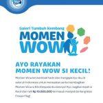 Kontes Momen Wow Si Kecil Berhadiah Uang Total 22 Juta