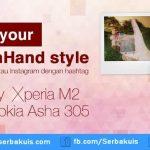 Kontes Opera In Hand Style Berhadiah Sony Xperia M2Kontes Opera In Hand Style Berhadiah Sony Xperia M2