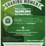 Kontes Sharing Moment Pique Nique