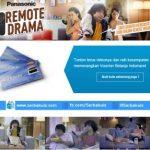 Kuis Panasonic Remote Drama Berhadiah Kamera Lumix & iPad Mini