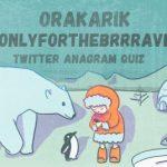 OrakArik Only For The Brrrave