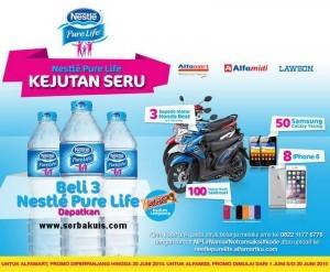 Promo Kejutan Seru Berhadiah 3 Motor Honda BEAT