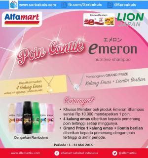 Promo Poin Cantik Emeron
