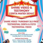 SHARE Video and TESTIMONY Cerita Mandi Sehat