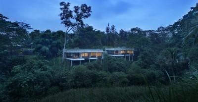 Terrace Tree Villa Alila Ubud