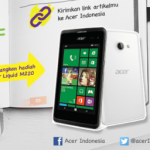 Kontes Menulis Acer I'm Windows Berhadiah 2 Acer Liquid M220
