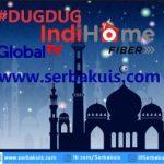 Kuis Dug Dug IndiHome Global TV Berhadiah 1 Juta per Episode