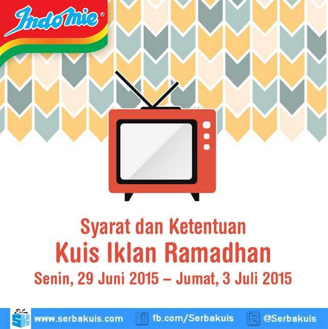 Kuis Iklan Ramadhan Berhadiah Voucher MAP 250K per Hari