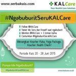 Kuis Ngabuburit Seru KAL Care Berhadiah Pulsa, Yoga Package, & Voucher Health Check