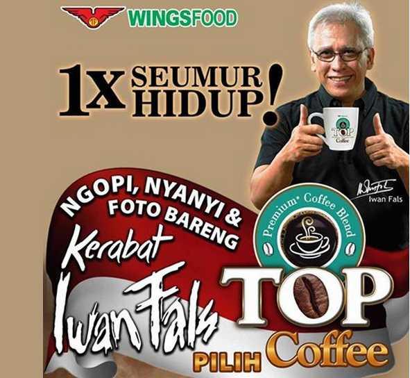 Kuis TOP Trivia Ramadhan Ngopi dan Nyanyi bareng Iwan Fals