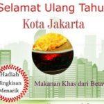 Kuis Ulang Tahun Kota Jakarta Berhadiah Bingkisan dr Buku Erlangga-thumb