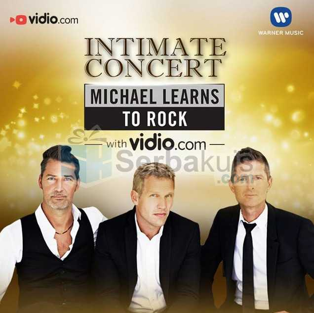 Intimate Concert Michael Learns To Rock With Vidiocom