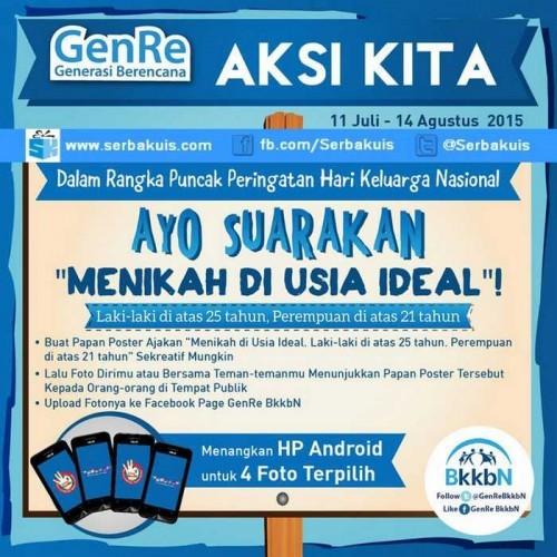Kontes Poster GenRe Aksi Kita Berhadiah 4 Android-compressed